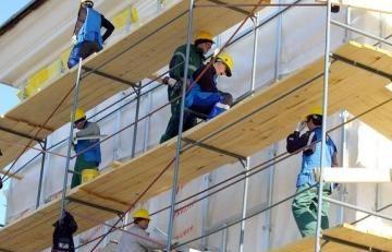 Капитальный ремонт фасадов зданий